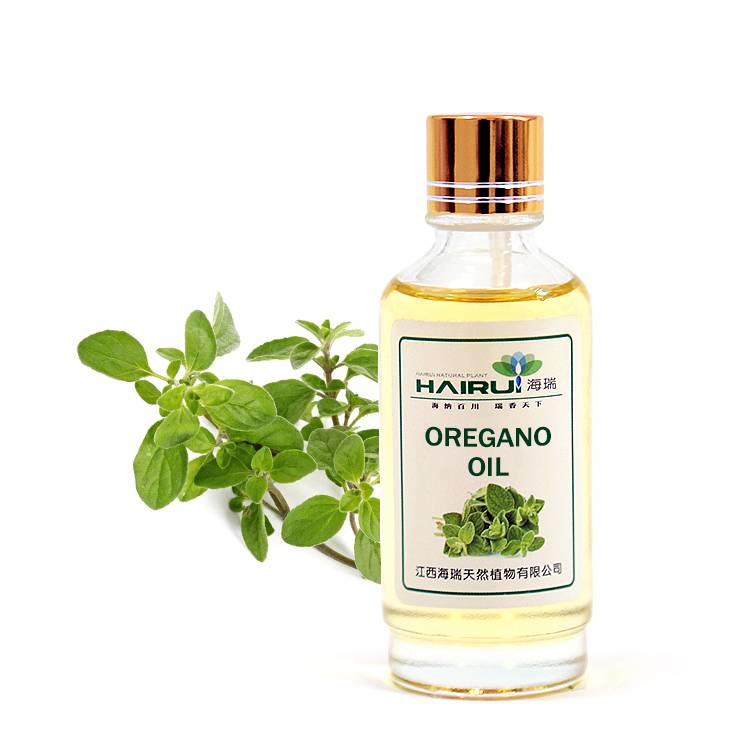 Pure Feed additive Oregano Essential Oil for Animal Gut