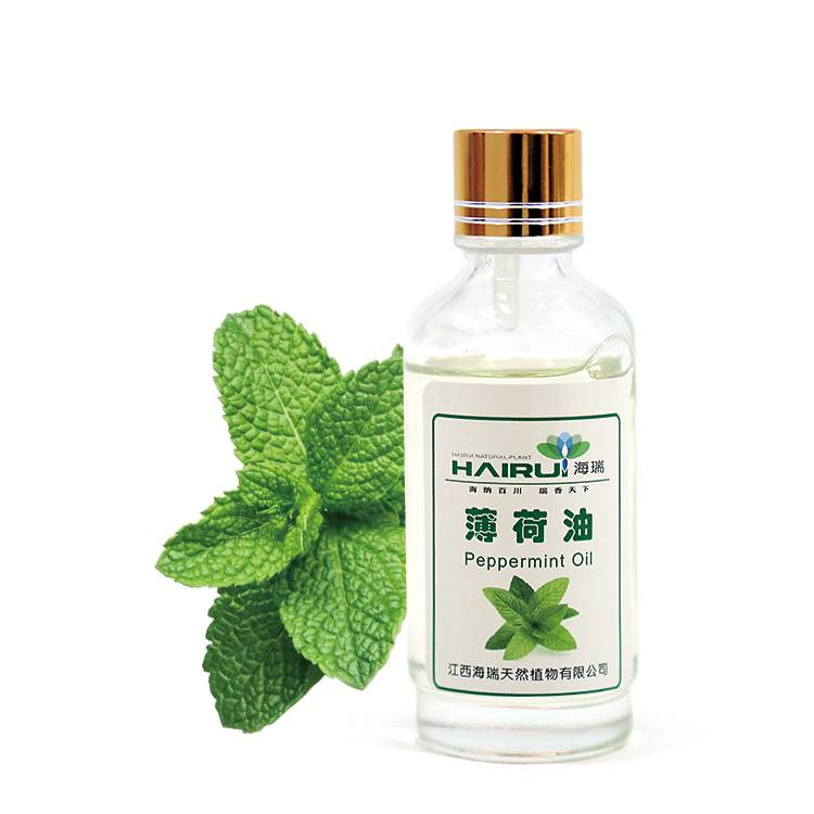 Natural peppermint extract , peppermint oil widely use