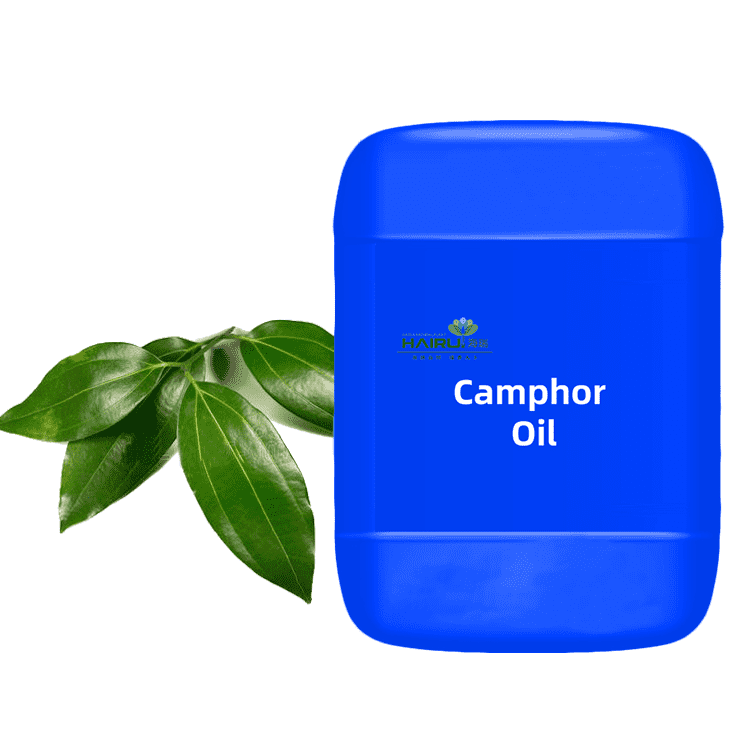 Natural Plant Extract Camphor Oil