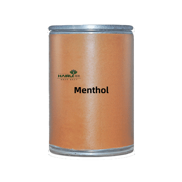 High quality natural L-menthol with bulk price