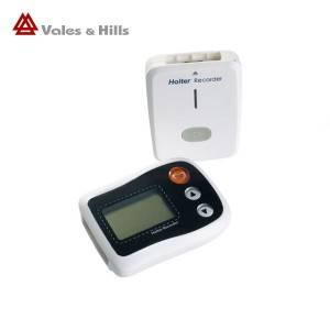 Hand Held Digital ECG Machine 10 Lead Mobile EKG For Electrocardiography Test