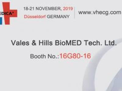 MEDICA 2019/GERMANY