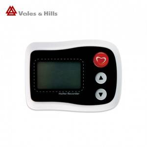 ECG Accessories Pocket ECG Holter Recorder , digital ecg machine