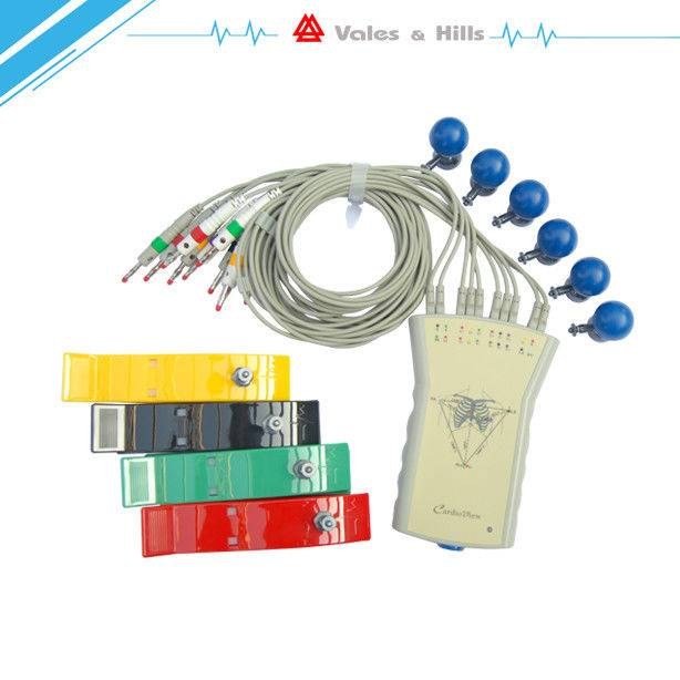 Portable PC Based ECG With USB ECG for PC WINDOWS CV200