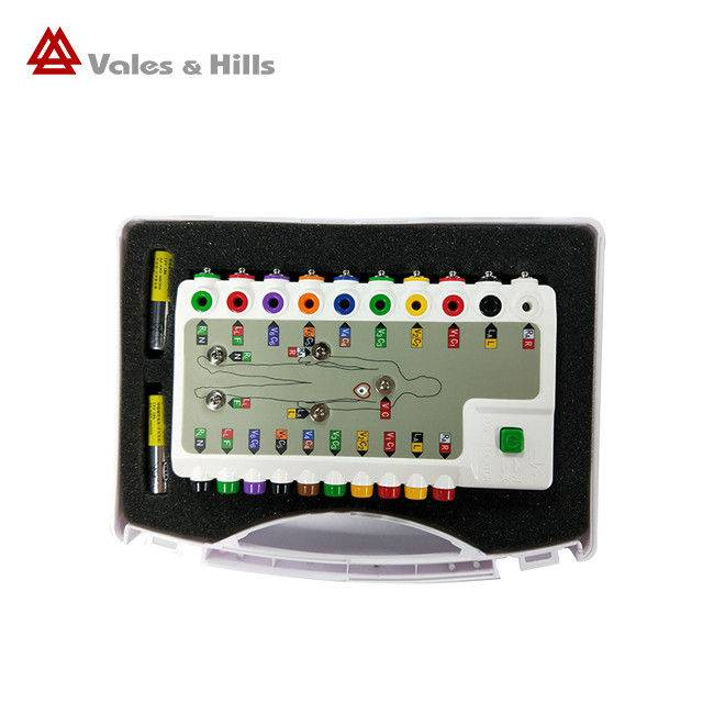 Vales & Hills IPad ECG Machine , Batteries Power Bluetooth ECG Simulator