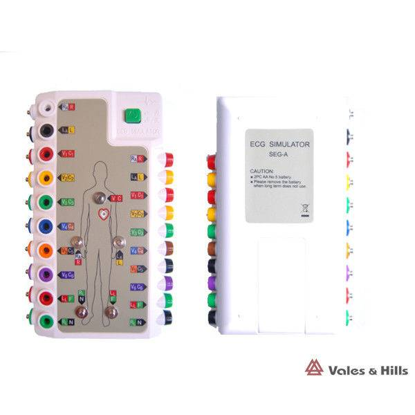 Vales & Hills IPad ECG Machine , Batteries Power Bluetooth ECG Simulator Featured Image