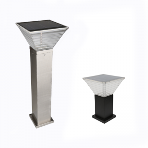 B008 solar garden light_9.7V lithium battery