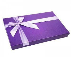 Customized Handmade Paper Chocolate Box