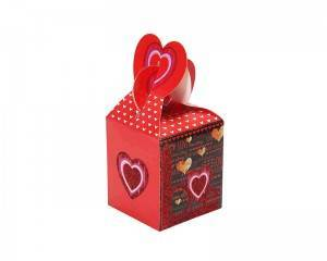 China Manufacturer Wholesale Christmas Candy Box