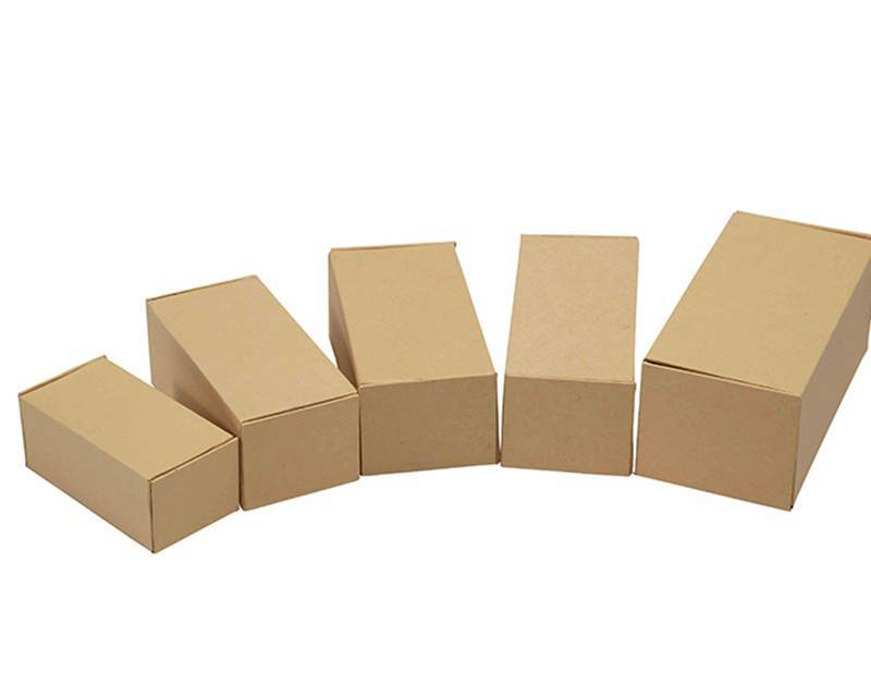 Eco-Friendly Brown Paper Box Hard Box Drawer Box Featured Image
