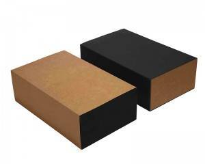 Luxury Eco Friendly Recycle Special Paper Hard Cardboard Drawer Gift Boxes Custom Gift Box