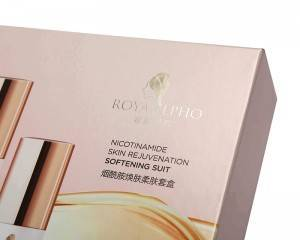Luxury Paper Box Foil Printing with Your Private Label Plastic Tray