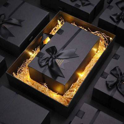 What's the process to customize your own gift box