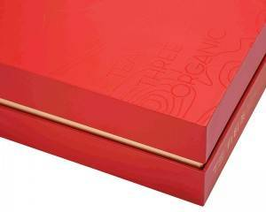 Popular Design Eco-Friendly Top & Base Box for Chocolate