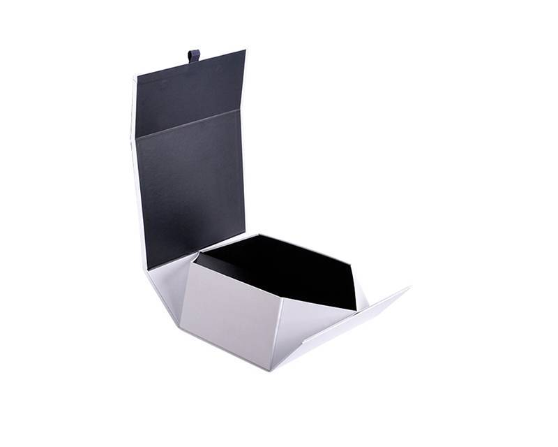 Wholesale Price Paper Magnet High Quality Foldable Book Shaped Box Featured Image