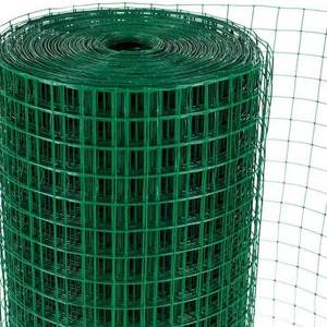 PVC Coating welded wire netting