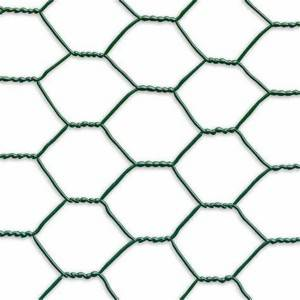 PVC coated hexagonal wire net