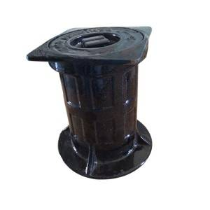 Ductile Iron Surface Box/round Cast Iron/Grey Iron/