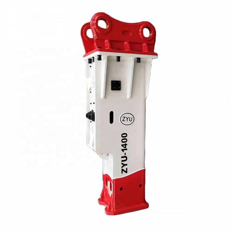 SOOSAN  hydraulic breaker model SB30 silence type breaker for chisel 53mm