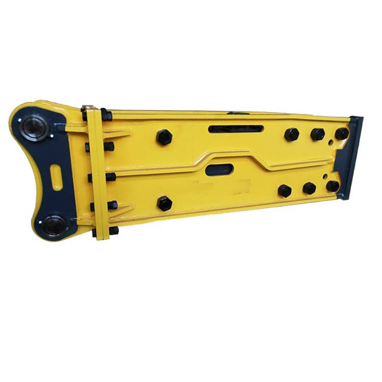 rock breaker top type  SOOSAN  hydraulic hammer model SB30 diameter 53mm