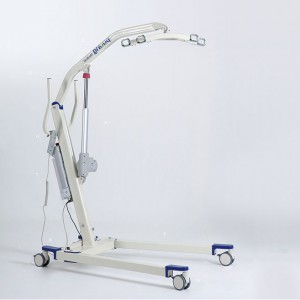 Electric mobile patient lift