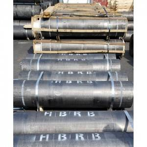 HP Graphite Electrode Type II for Electric Arc Furnace Dia.450-500mm(Inch 18″- 20″)