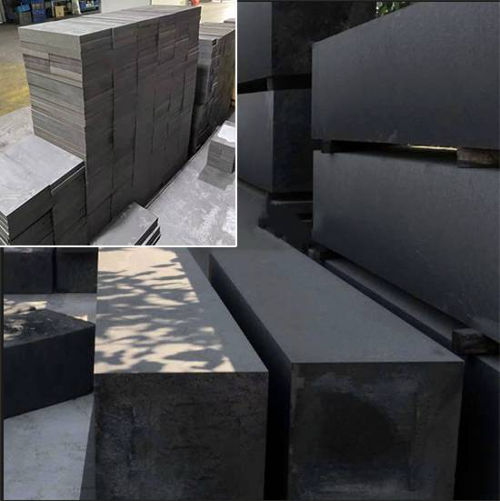 Graphite Blocks 1940 Grade Characteristics Featured Image