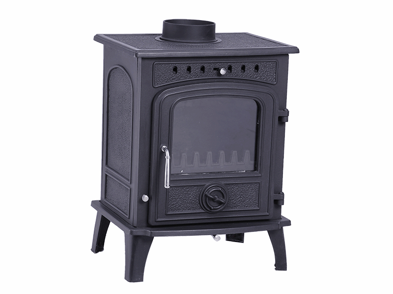 CE approved cast iron wood burning stoves