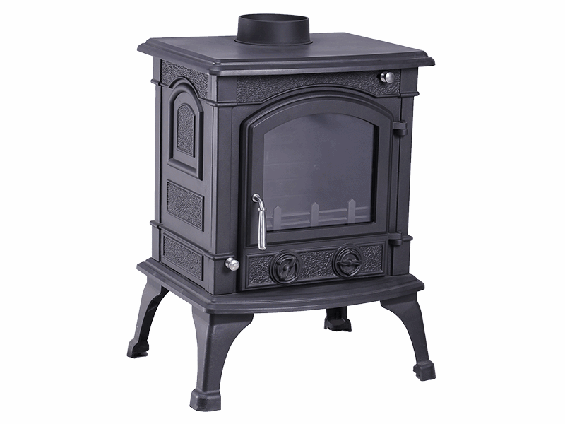 Eco design cast iron stoves