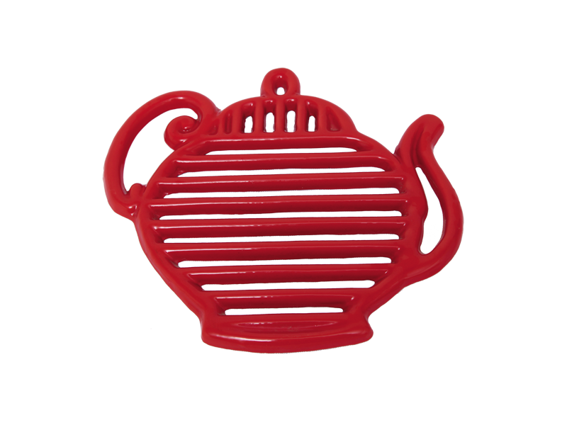 cast iron enameled trivets