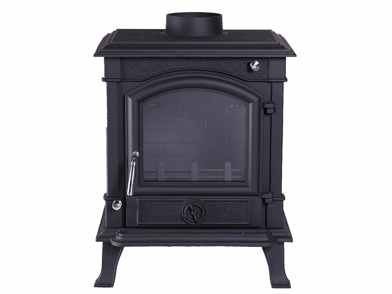 BST88 cast iron clean burning fireplace