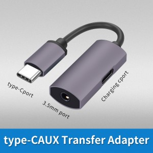 C02 USB C Jack Adapter