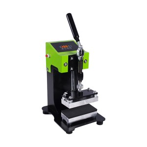 Cheap Price Dual Heated Manual Rosin Heat Press Machine