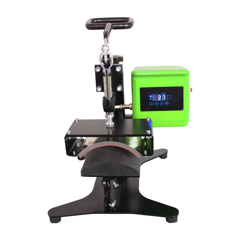 Factory Direct Sale Cheapest Rotary Cap Heat Press Machine Featured Image