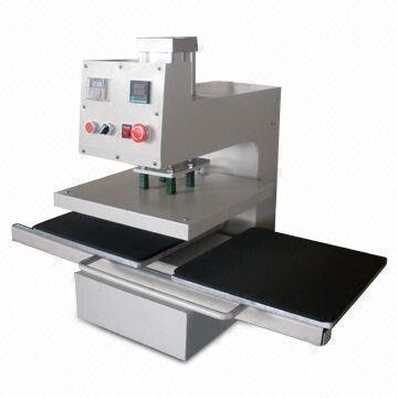 Factory Wholesale Pneumatic Auto Heat Transfer Sublimation T-shirt Printing Machine Featured Image