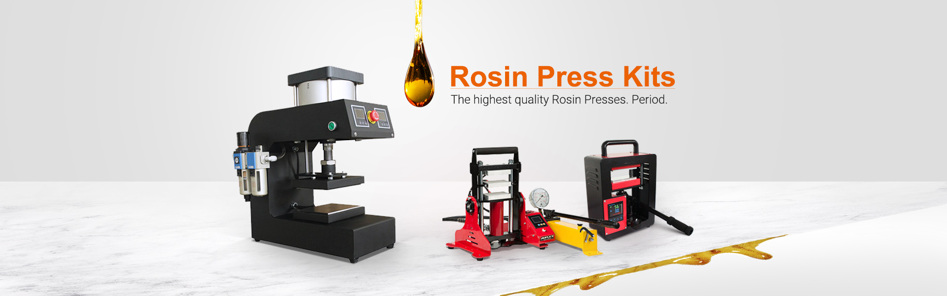 Rosin Dab heat press machine
