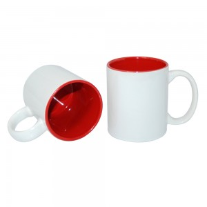 Auplex Wholesale 11oz Sublimation White Ceramic Blank Mug