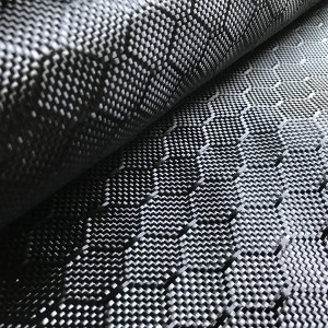 Honeycomb Carbon Fiber Fabric