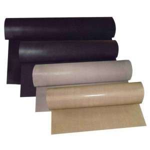 Teflon Coated Fiberglass Cloth