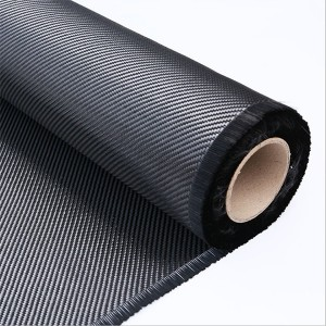 Coloured Carbon Fibre Cloth
