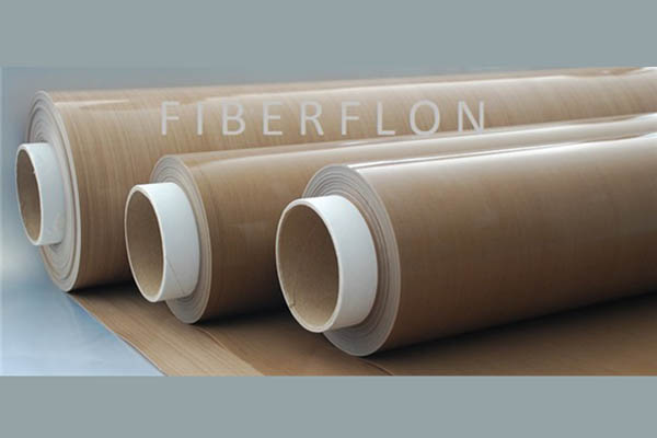 New Products of Teflon fiberglass fabric