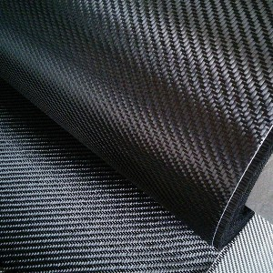 2018 Good Quality Carbon Kevlar Fabric - Carbon Fiberglass Fabric – Chengyang