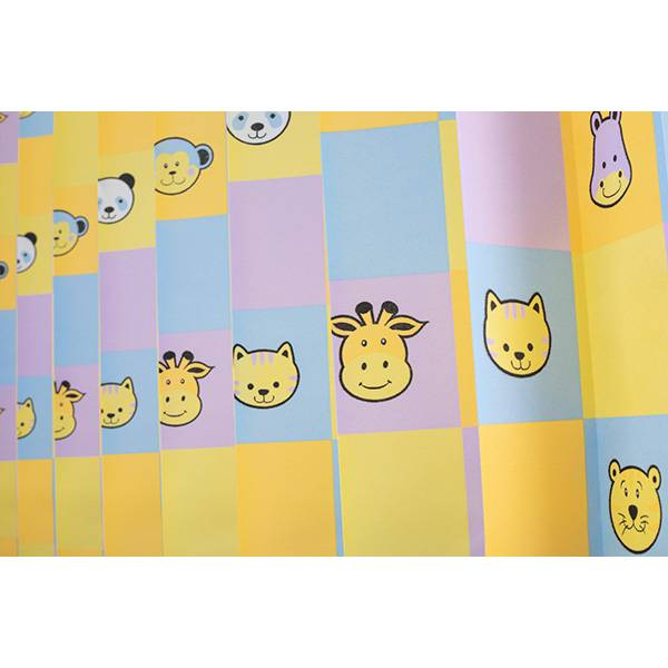 Printed disposable curtains-Animal Featured Image