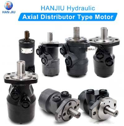 Hydraulic orbital motors