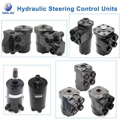 HANJIU  series hydraulic Orbitrol  steering control unit