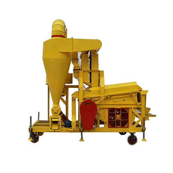 Rice/Wheat/Grain Compound Cleaner Machine-5XFZ-15XM