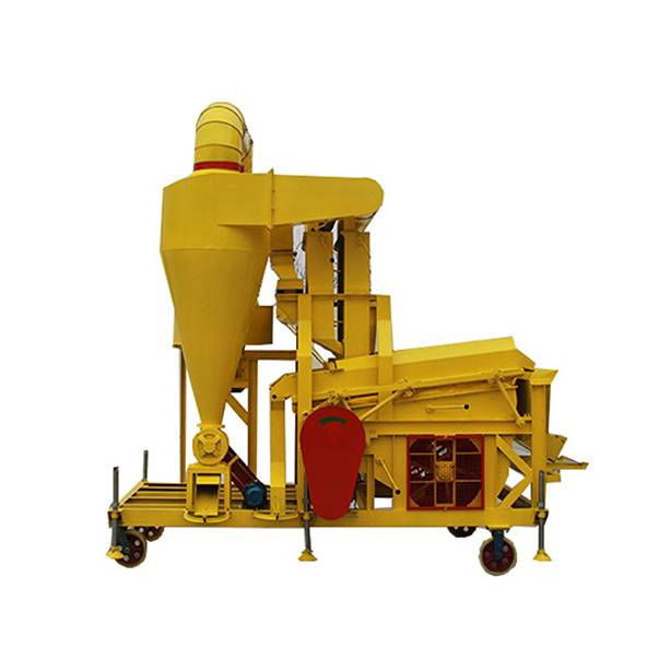 Sesame Cleaner Machine With Sheller