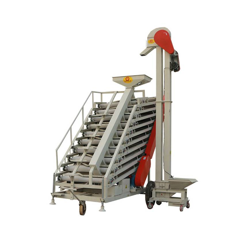 Belt Cleaning machine(5XDC-6M) Featured Image