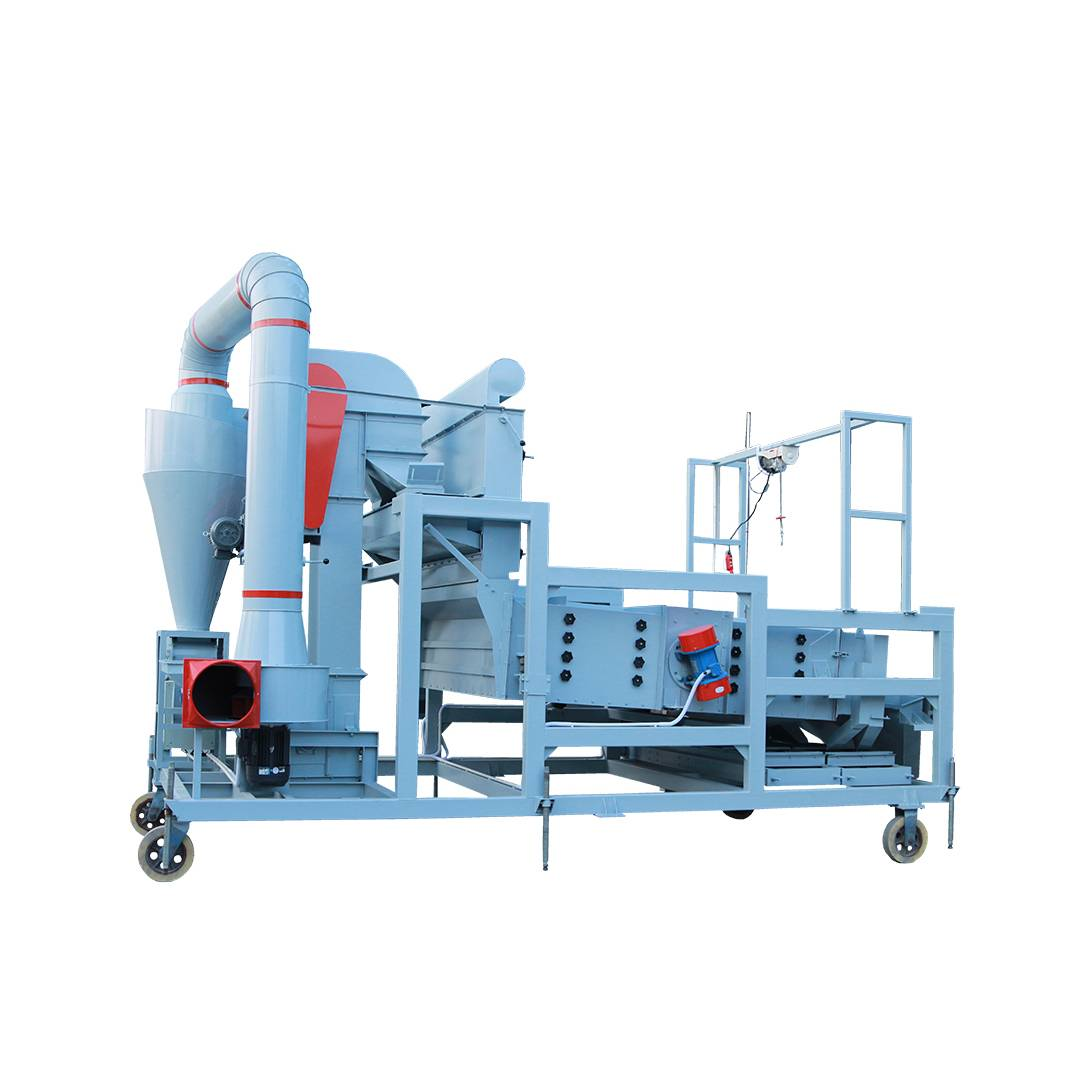 Pepper seed screening system(5XE-40HJ) Featured Image