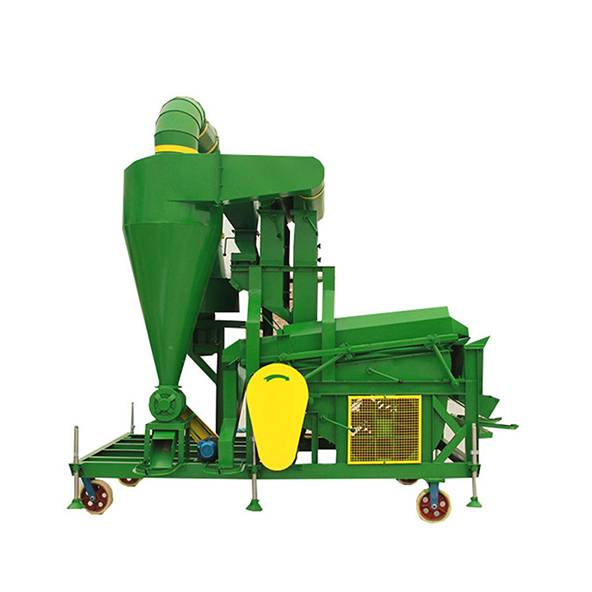 Rice/Wheat/Grain Compound Cleaner Machine-5XFZ-15XM Featured Image